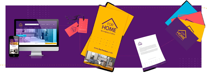 Imagem Branding For Home