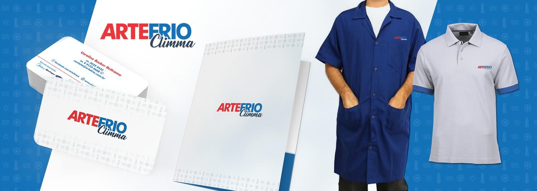 Imagem Branding Arte Frio