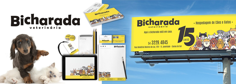 Imagem Branding Bicharada