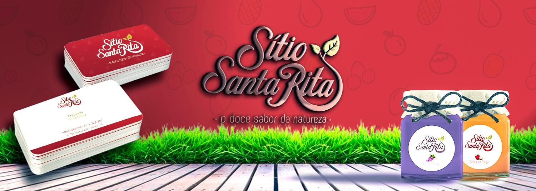 Imagem Branding Sítio Santa Rita