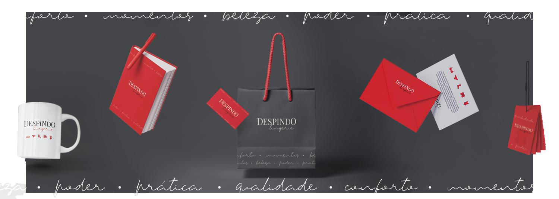 Imagem Branding Despyndos