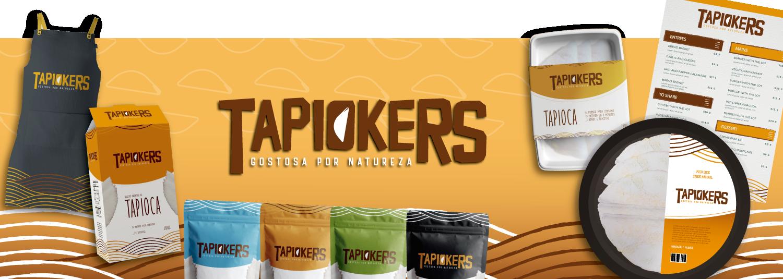 Imagem Branding Tapiokers