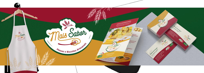 Imagem Branding Mais Sabor