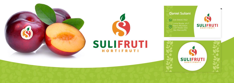 Imagem Branding Sulifruti