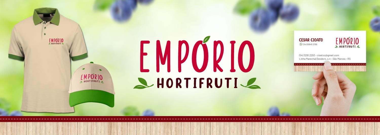 Imagem Branding Emporio Hortifruti