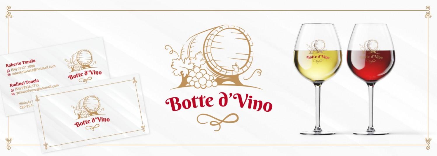 Imagem Branding Botte d Vino