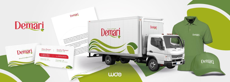 Imagem Branding Demari