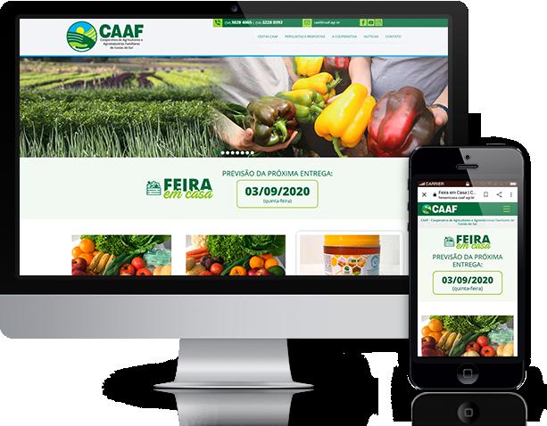 Case: CAAF - Cooperativa de Agricultores e Agroindústrias Familiares