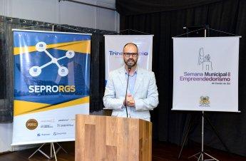 Palavra do Presidente do SEPRORGS, Diogo Rossato