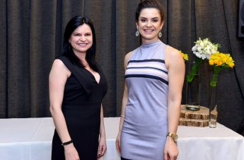 Adriana Schio e Caroline Pierozan