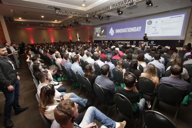 Foto: Innovation Day 2019 reúne 460 pessoas para repensar a inovação em Caxias do Sul