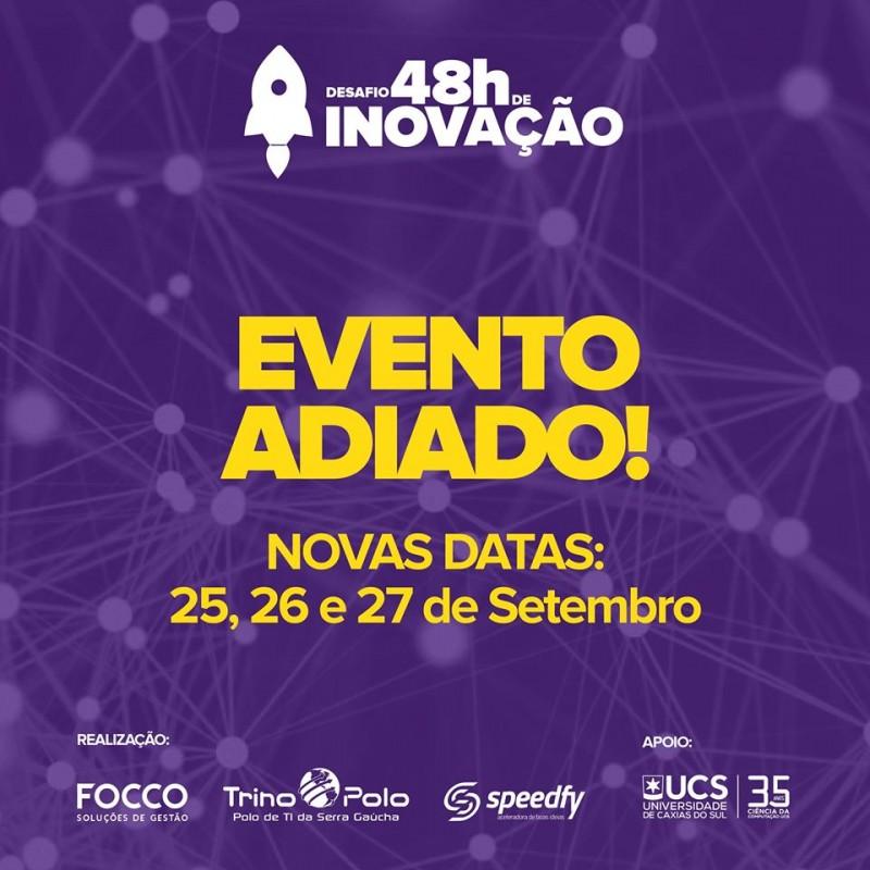 Foto: Desafio 48h de Inovação acontecerá em Setembro