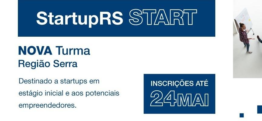 START -  Sebrae lança novas turmas para o StartupRS