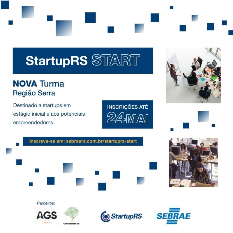 Foto: START -  Sebrae lança novas turmas para o StartupRS