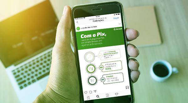 Foto: O que você precisa saber sobre o Pix?
