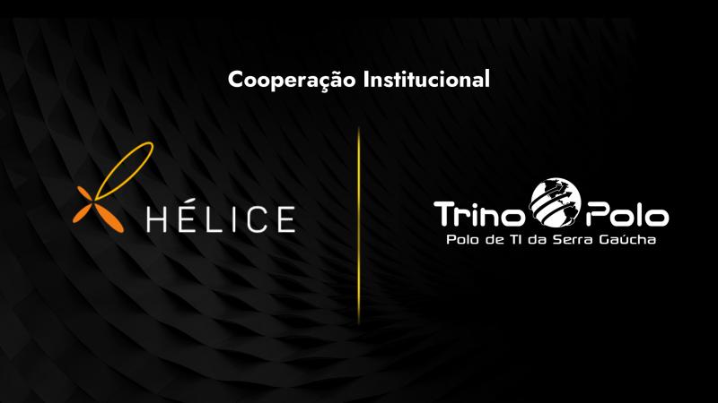 Foto: Trino Polo e Instituto Hélice oficializam parceria em movimento para desenvolver ecossistema da Serra Gaúcha