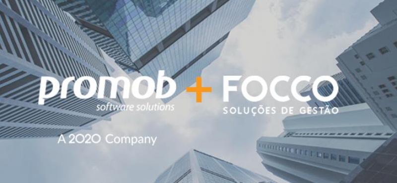Promob Software Solutions e Focco Soluções de Gestão juntos