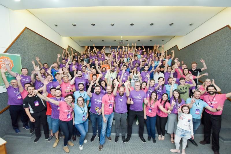 Foto: Desafio 48h de Inovação movimenta profissionais de diversas áreas