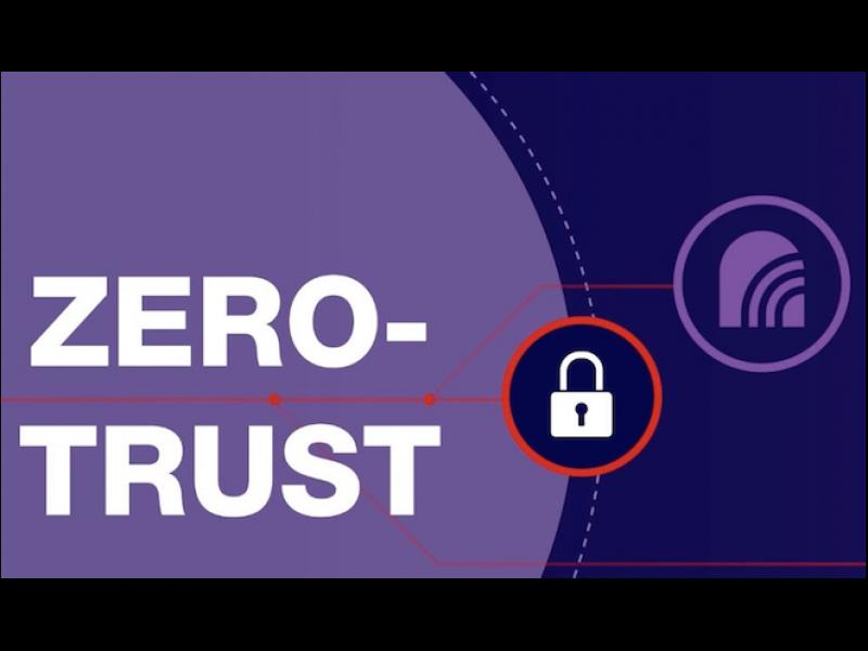 Foto de capa: Zero-Trust: nunca confiar, sempre verificar!